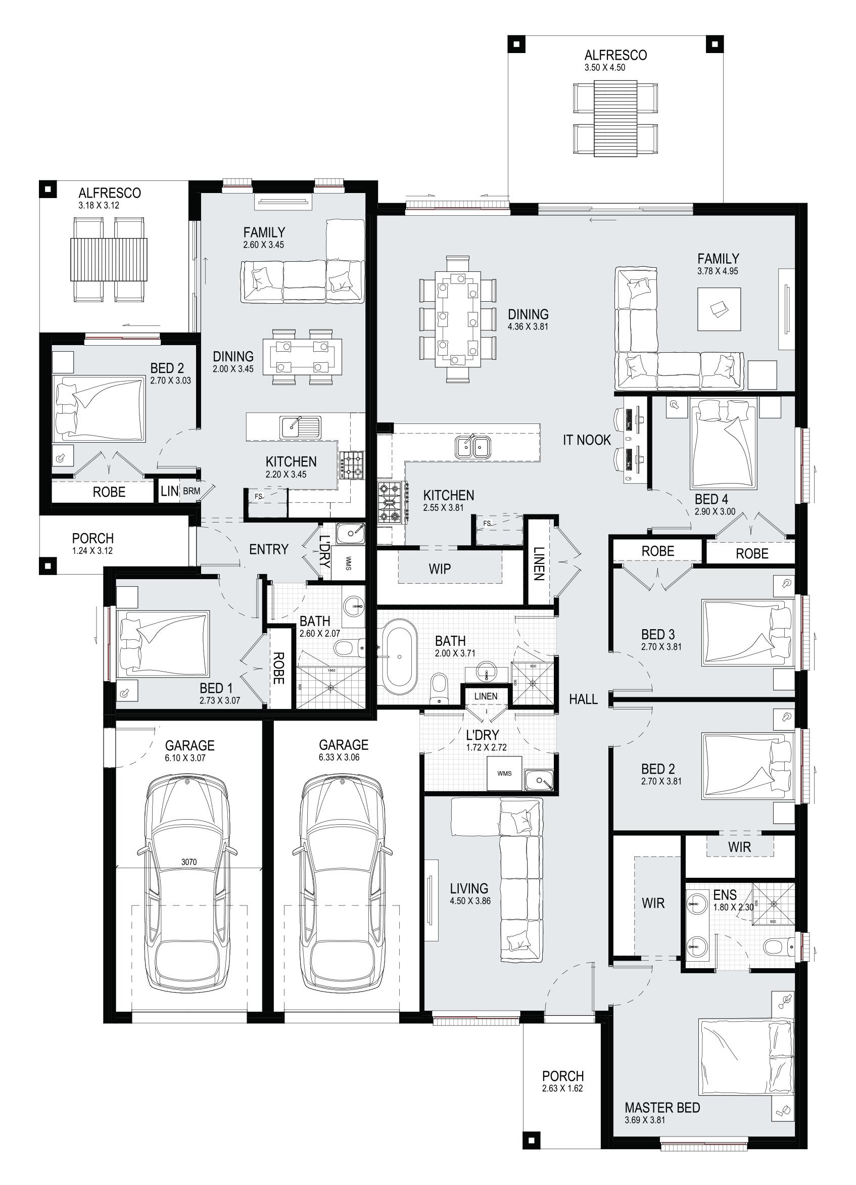 Pavillion Dual 33 Kurmond Homes
